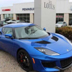 Lotus Evora 400 – yr 2018