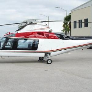 AW109A2 CORPORATE – helicopter