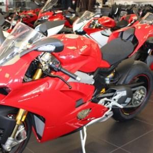 Ducati Panigale V4 S – yr 2018