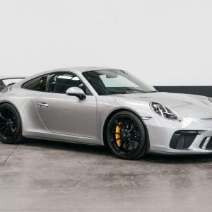 2017 Porsche 911 Gt 3
