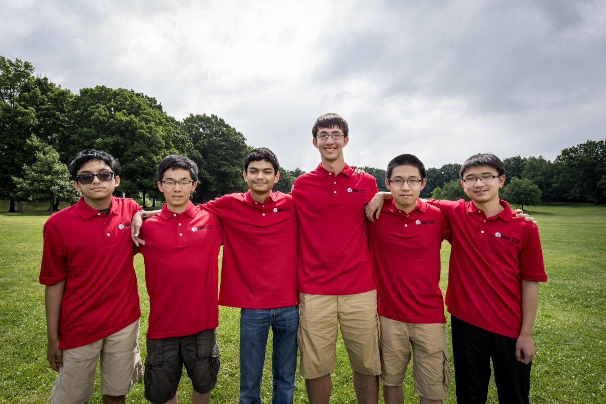 U S Wins First Place At International Mathematics