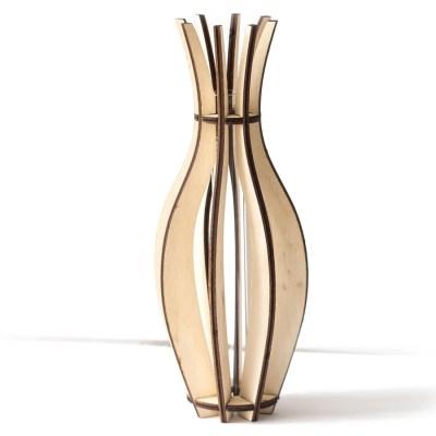 MAACKT Vase Blomstrede Lilja