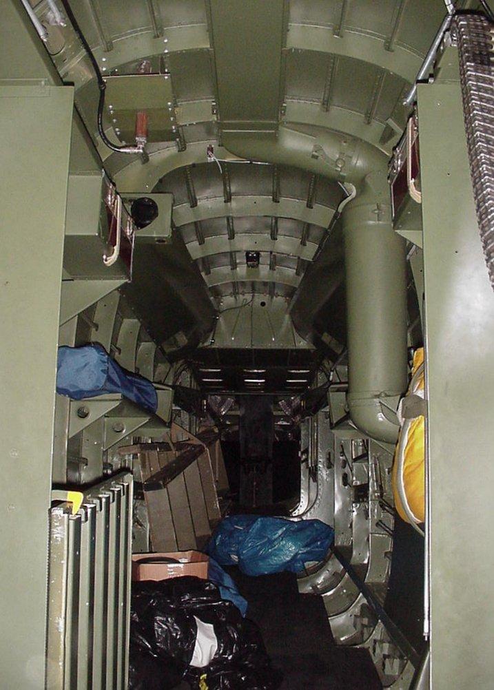 Mid Atlantic Air Museum B 25j Waist Gunner Radio