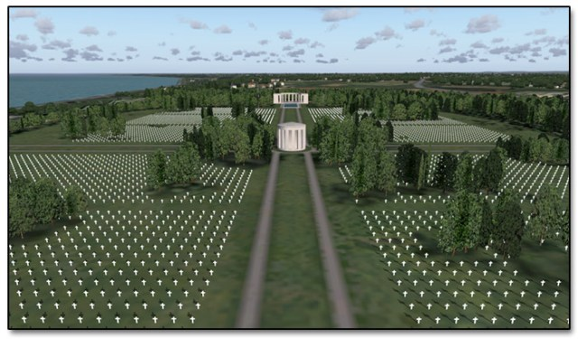 Image result for Normandy cemetery