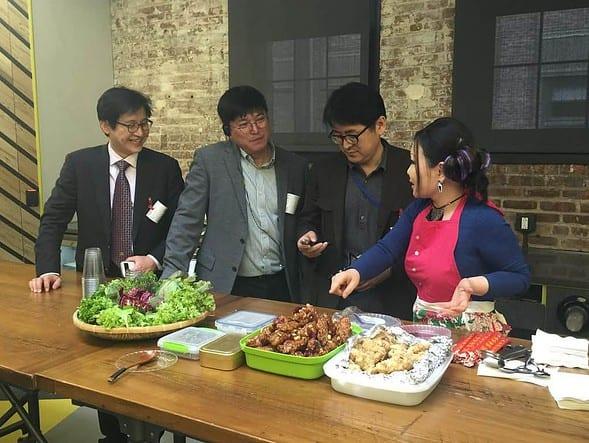 About Maangchi Cooking Korean food with Maangchi