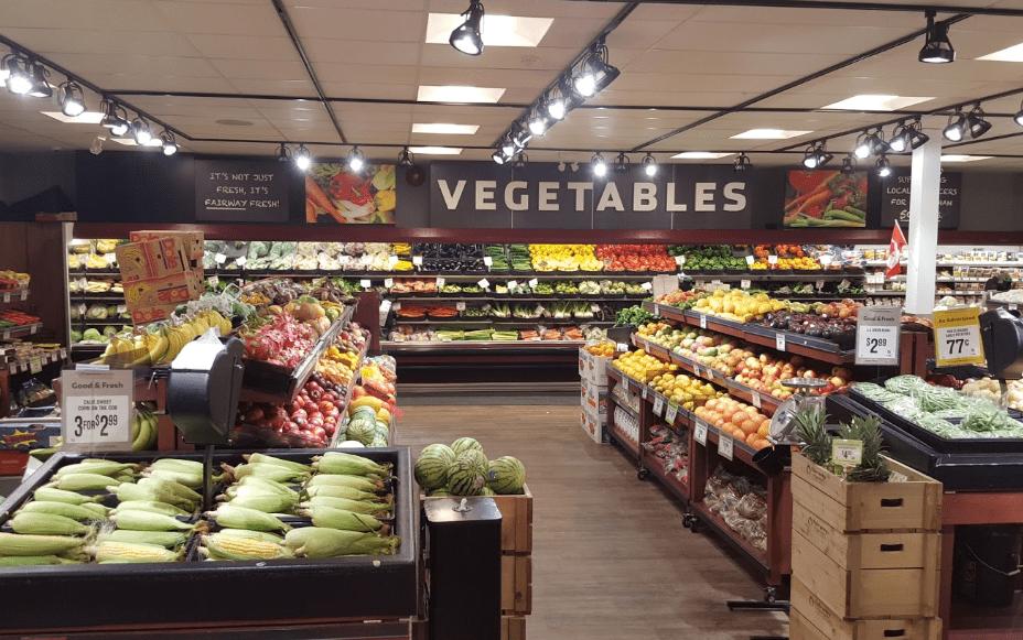 Fresh Food Market Plaza 34