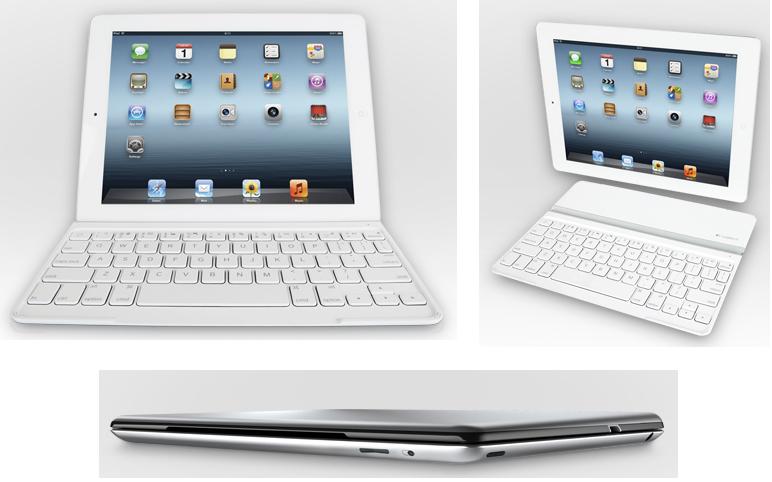 Find of the week!Logitech Ultrathin Ipad compatible Keyboard !