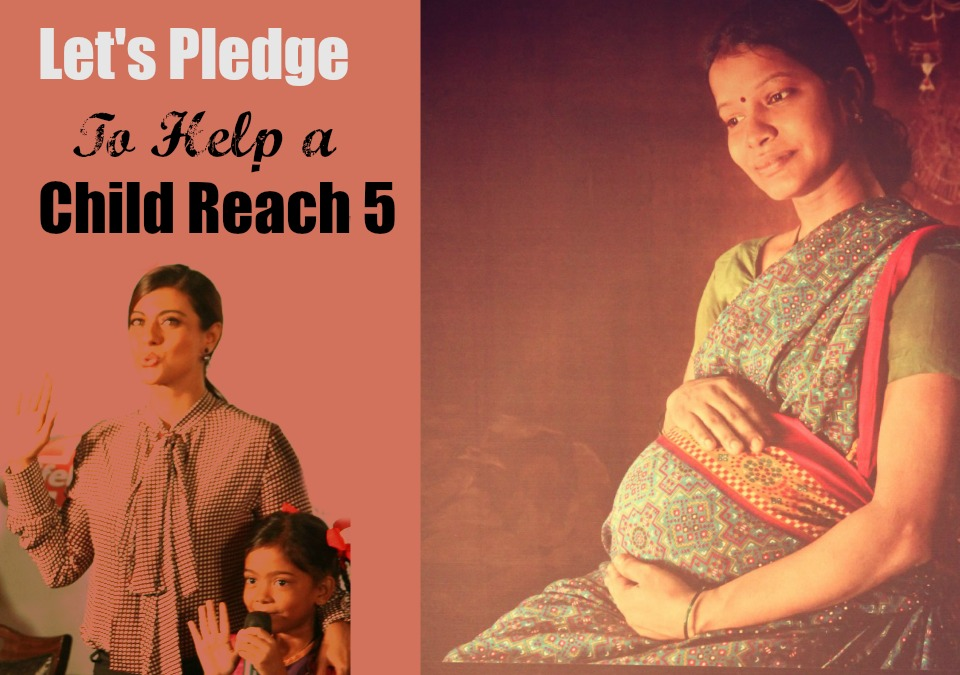 let's help a child reach 5 cover