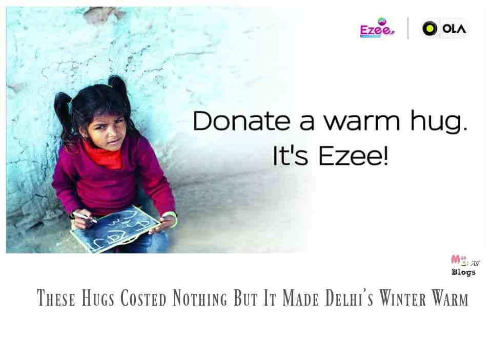 These Hugs Costed Nothing But It Made Delhi's Winter Warm – Godrej #EzeeHugs Campaign