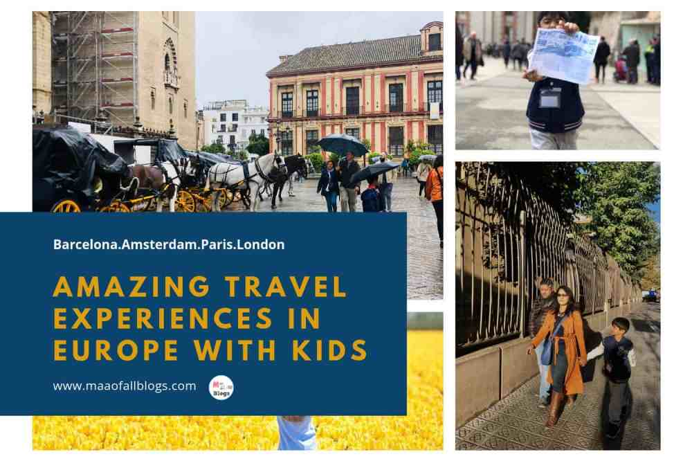 Amazing Travel Experiences In Europe With Kids