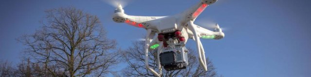 VideoDrone and power