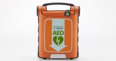 AED in Maaspoort