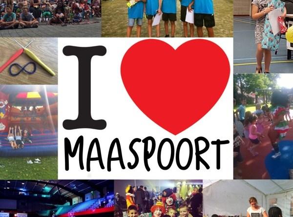 we love Maaspoort msprt.nl