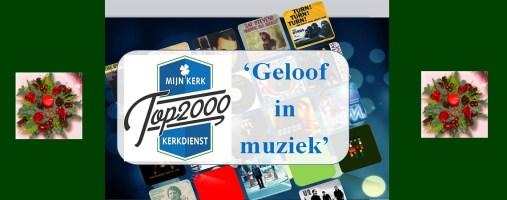 2015-12 Top2000kerkdienst