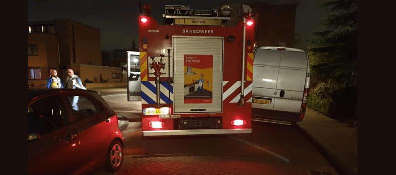 © Brandweer Maaslsuis