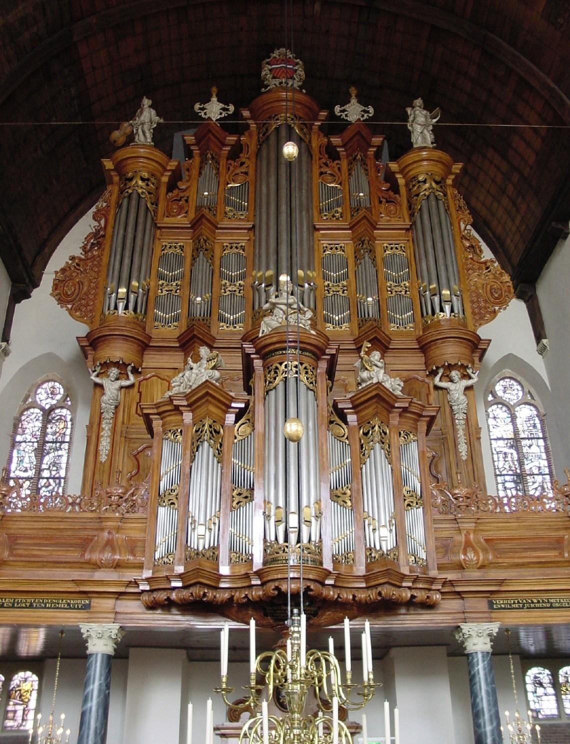 ©  Stichting Garrels-orgel Maassluis
