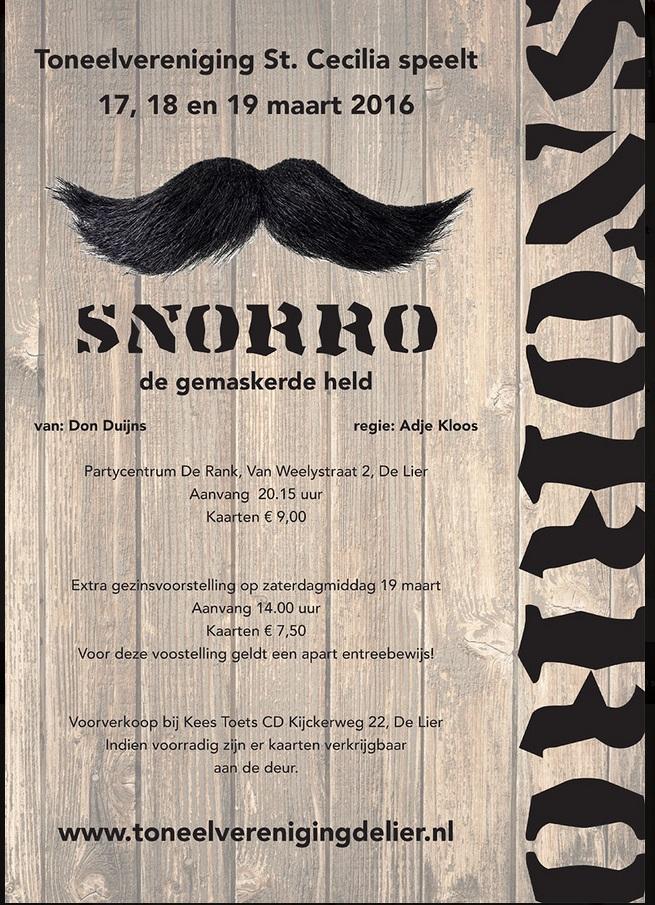 poster SNORRO