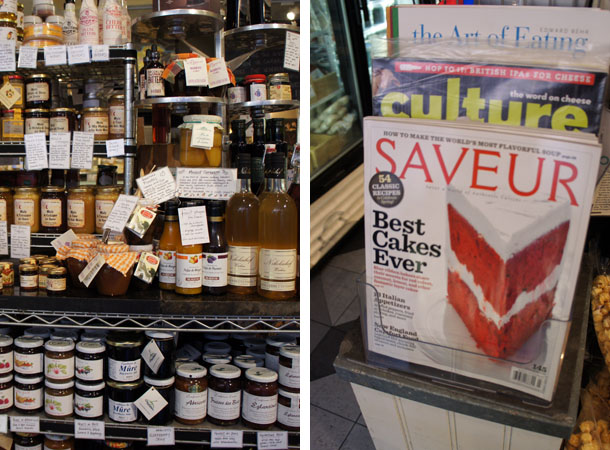 Miel, Honey, Confiture, Jam and Saveurs Magazine - Formaggio Kitchen