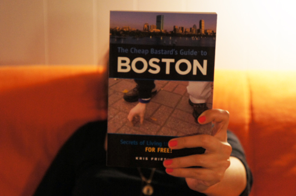 Cheap Boston : the book