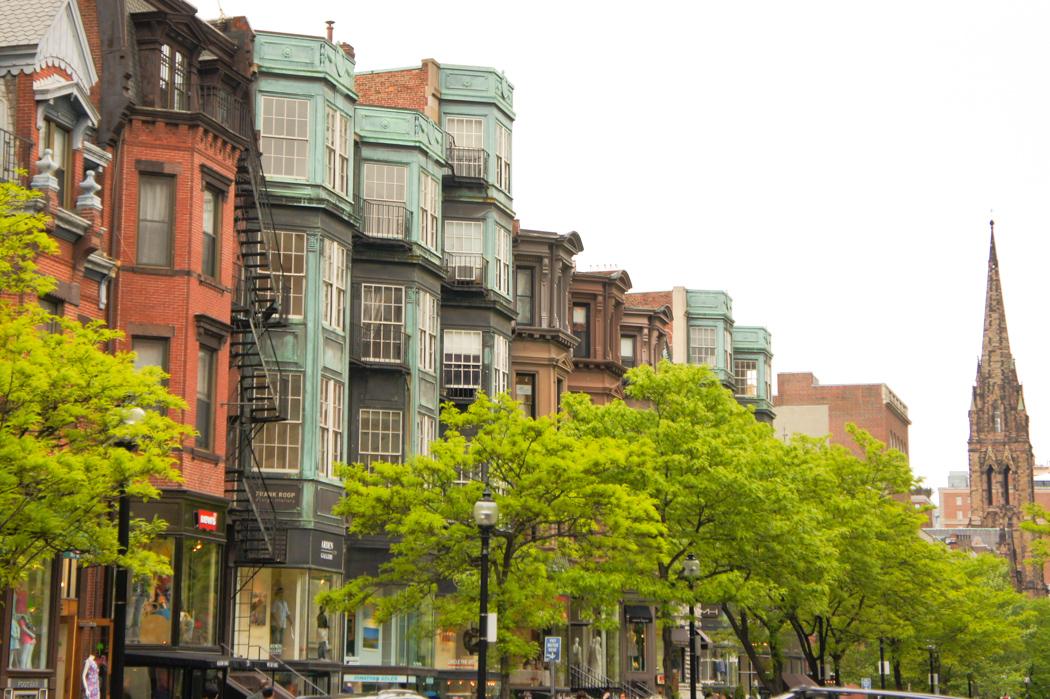 Newbury Street Boston