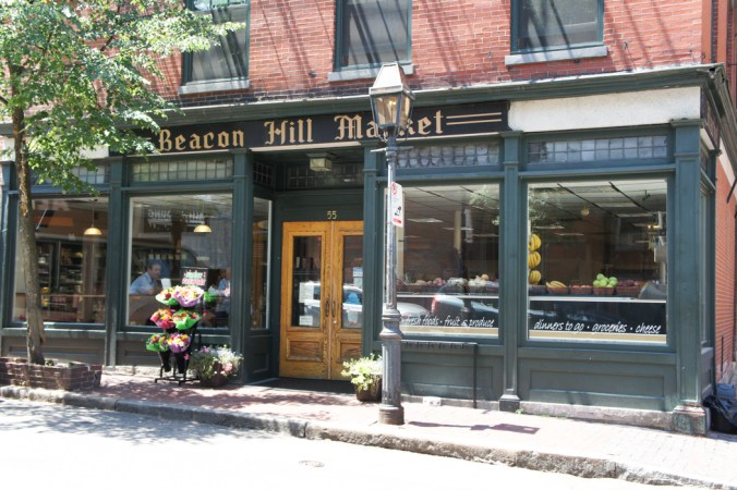 BEacon Hill Market
