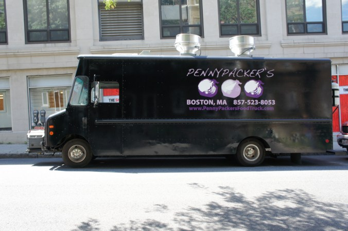 Food truck Penny Packers