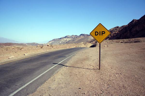 Dip - Death Valley - www.maathiildee.com