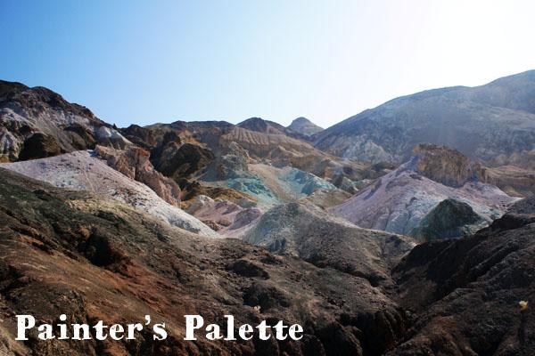 Painter Palette - Death valley - www.maathiildee.com