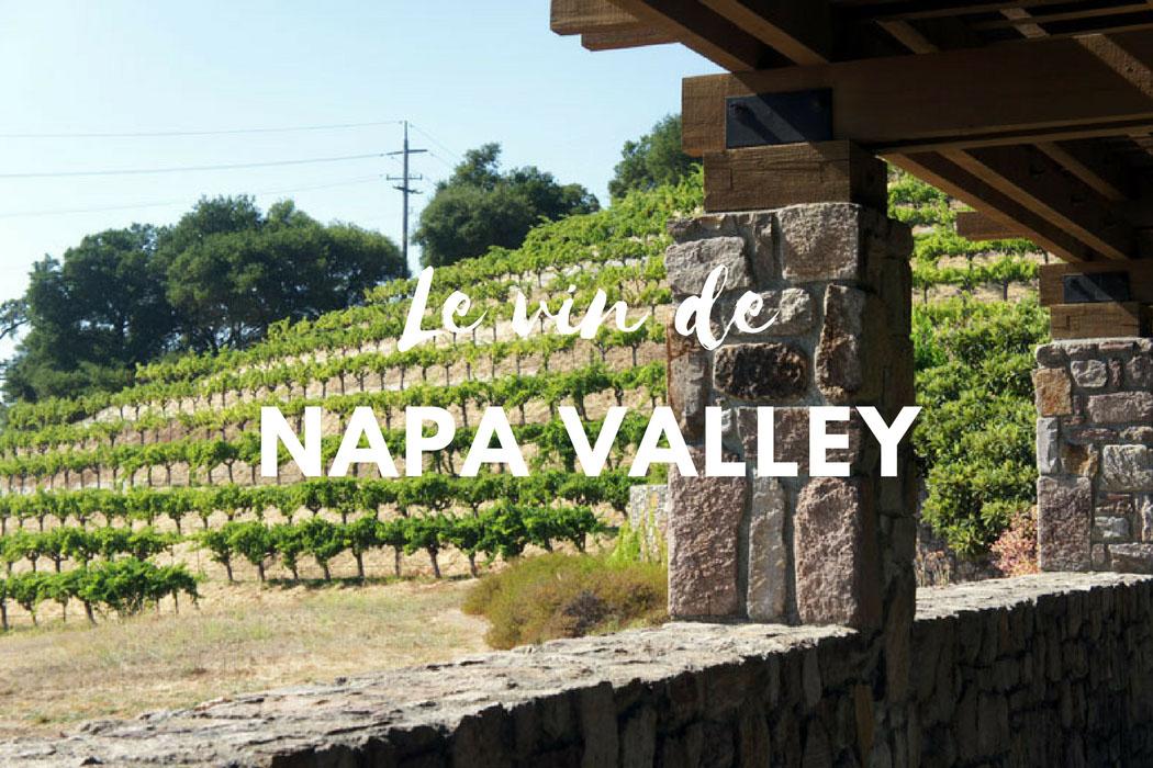 Le vin de napa Valley