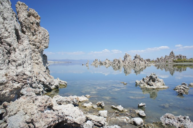 Mono Lake Californie 1