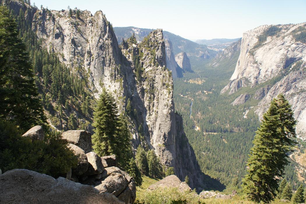 yosemite national park californie parc national
