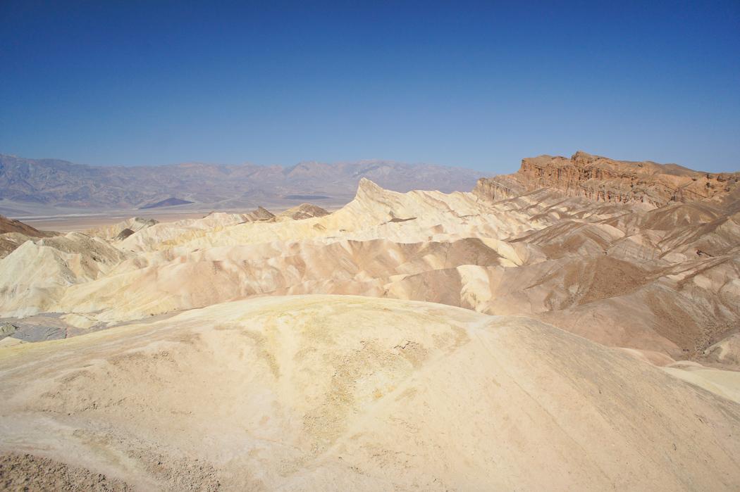 Zabriskie Point Death Valley 1