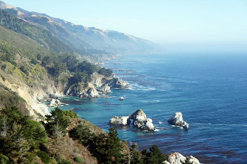 Highway 1, Pacific Coast, California