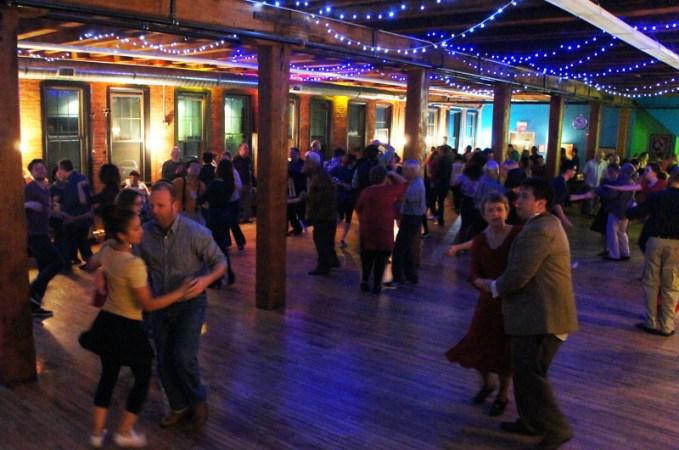 Swing Dance Boston