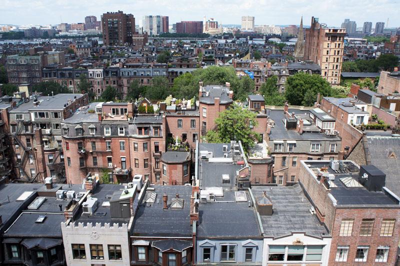 Trouver un hotel à Boston