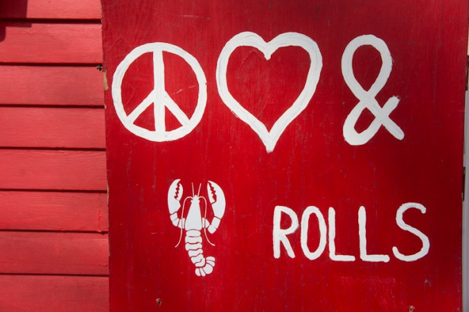 Peace, Love and Lobster Rolls