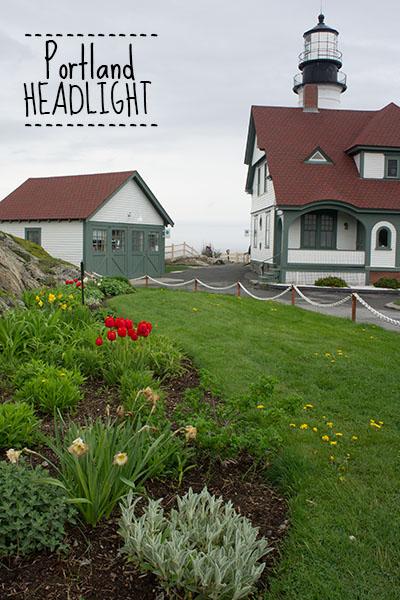Portland Headlight, Cape Elisabeth