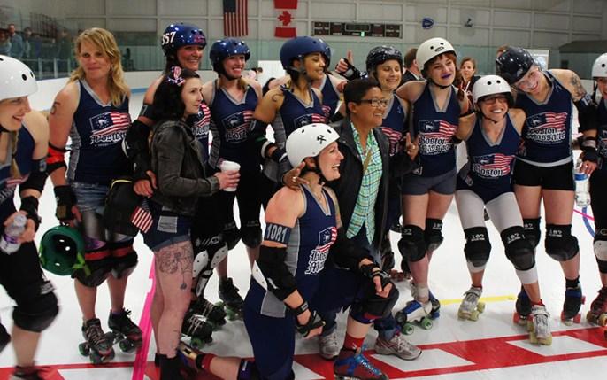 Boston Massacre - Roller Derby