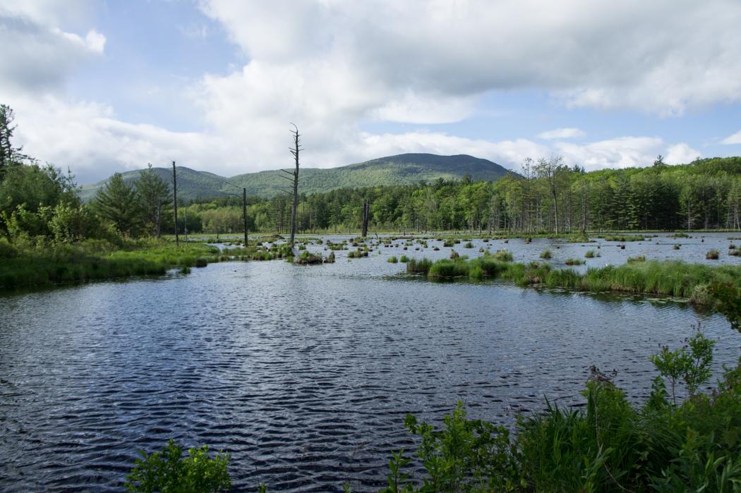 New Hampshire - la région des lacs