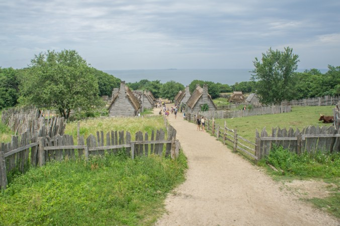 Plimoth Plantation Massachusetts