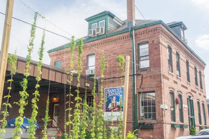 Brasserie Sam Adams Boston