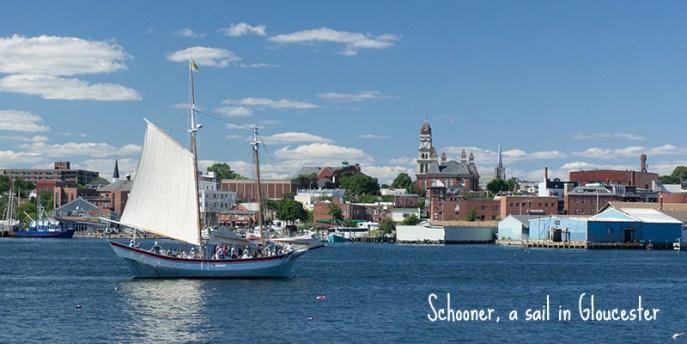 Schooner, Gloucester MA