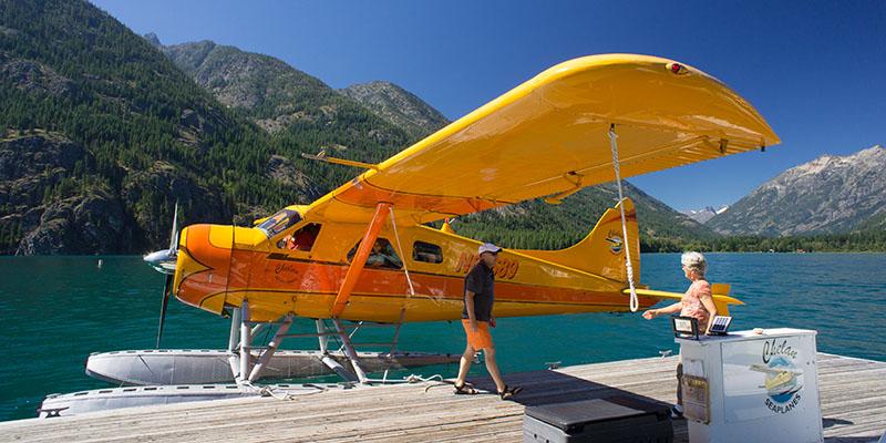 Chelan - Stehakin - North Cascades National Park