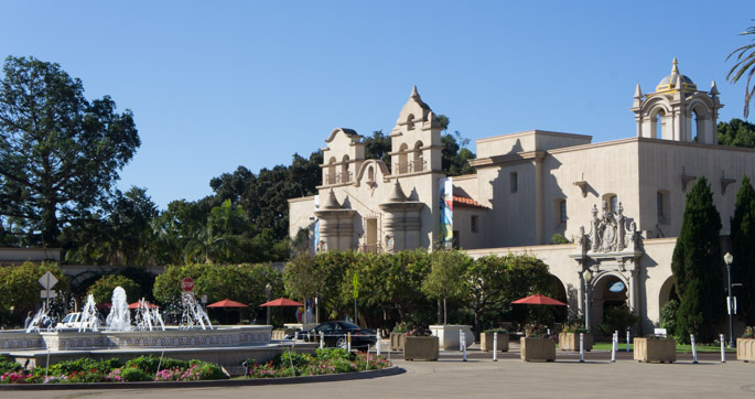 Balboa Park, Californie