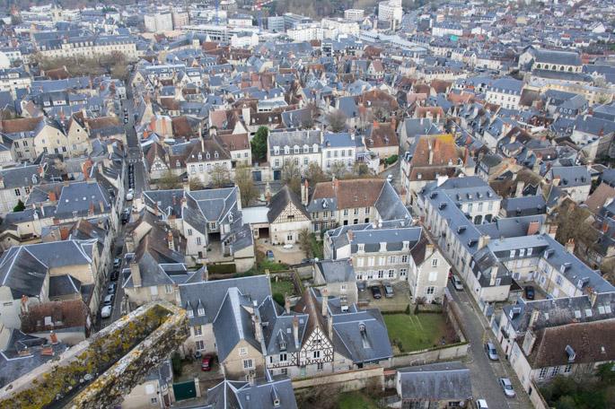 Vue de Bourges 1