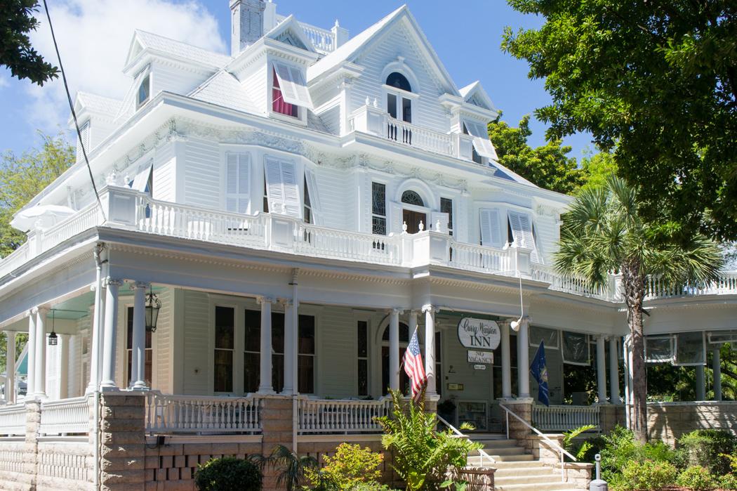 Curry House Inn - Key West - Floride