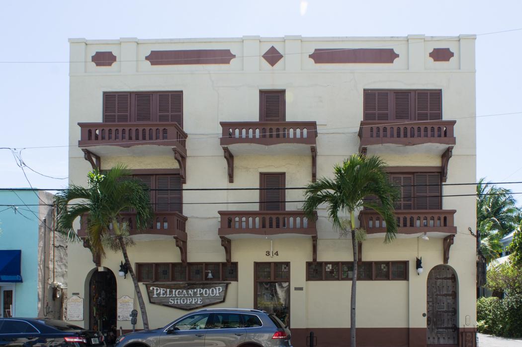 Maison remarquable Key West - Floride - Pelican Poop Shop