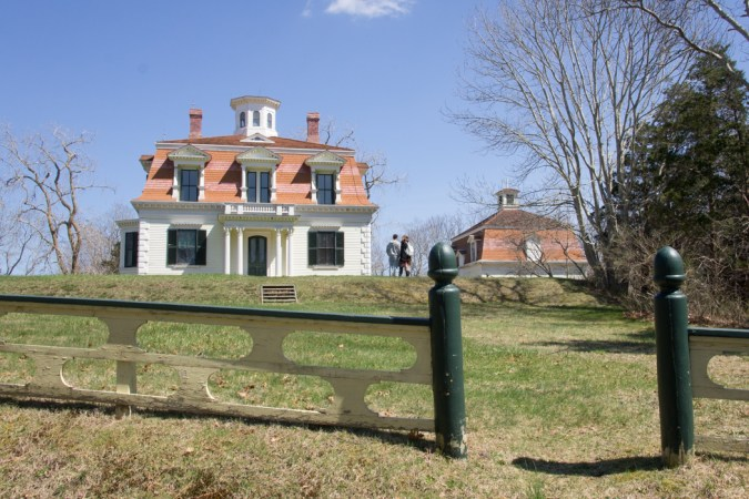 Penniman House - Fort Hill Trail - Cape Cod