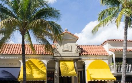 Boutiques - Worth Avenue - Palm Beach - Floride