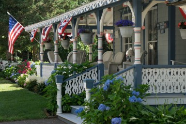 Oak Bluffs - les gingerbread houses - Martha's Vineyard 1